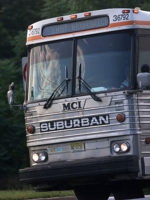 Daily bus service from Bridgewater to Manhattan will start Monday.
