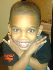 Jamel Witcher, Jr., age 4, was shot in the chest in