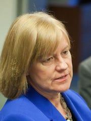 Kathleen MacRae, ACLU of Delaware's executive director.