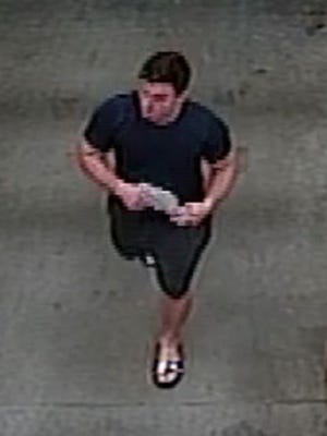 Police say this man stole $2,500 worth of hardwood flooring from a Lowe's store on Telegraph Road in Bloomfield Township.