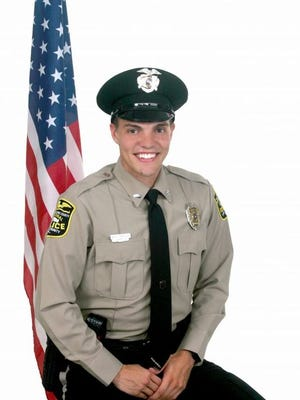 Northern York County Regional police officer Andrew Shaffer is among a group of 16 people who will be recognize by the American Red Cross as local heroes.