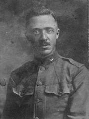 Captain Richard  Channing Moore Page received the American Distinguished Service Cross and the French Croix de Guerre.