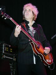 """""""It's timeless music,"""" said Glen Burtnik about his upcoming show. He is shown performing in 2007."""