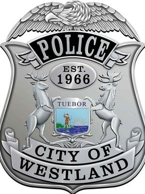 Westland police badge.