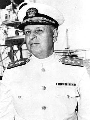 Navy Adm. Husband Kimmel