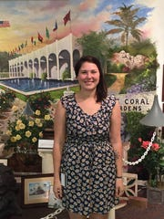 Breanne Hastings is the museum coordinator and a recent graduate of FGCU with a bachelor's degree in anthropology.