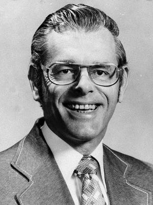 Arizona Republic investigative reporter Don Bolles, who was killed by a car bomb in 1976 in downtown Phoenix.