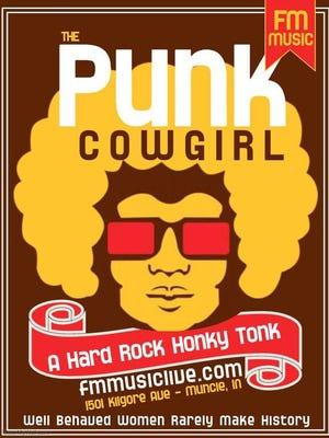 The Punk Cowgirl, 1501 Kilgore Ave.