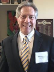 Russ Blackburn, Port St. Lucie's city manager.