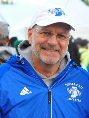 Indiana State track and field coach John McNichols