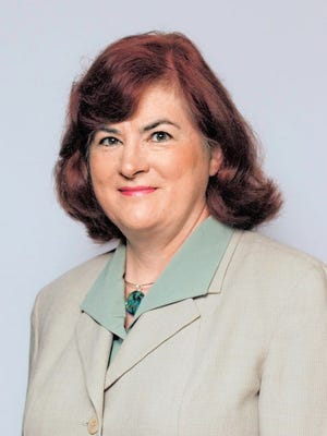 Syndicated columnist Ann McFeatters