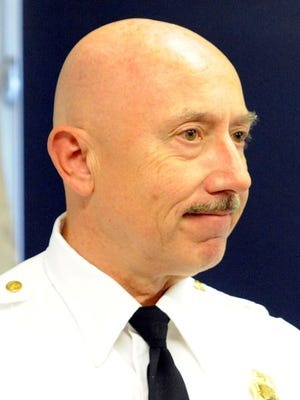 Vineland Police Chief Timothy Codispoti will retire Dec. 31 after 33 years with the force.