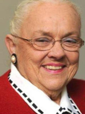 Dorothy Montgomery is a former teacher, 4-H adviser and county commissioner.