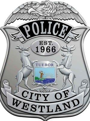 A Westland police badge.