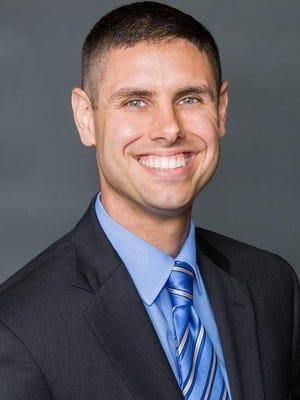 State Sen. Nate Boulton, D-Des Moines