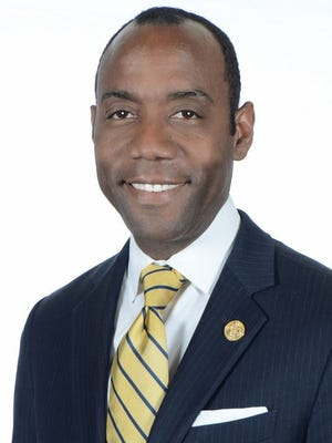 NAACP President and CEO Cornell William Brooks