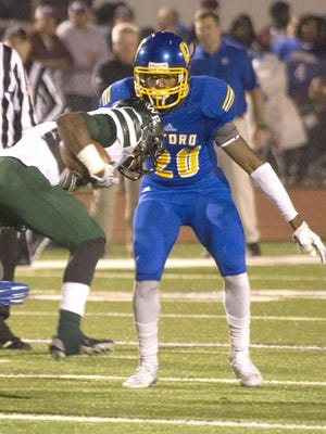 Oxford (Miss.) safety DQ Thomas committed to MTSU on Tuesday..