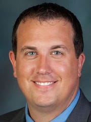 House Appropriations Committee member Rep. Seth Grove,