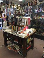 The interior of Book Beat in Oak Park.