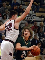 Howell's Josh Palo's (right) game-winner to beat Milford