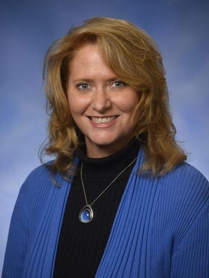 Republican Lana Theis is running for 22nd District state Senate.