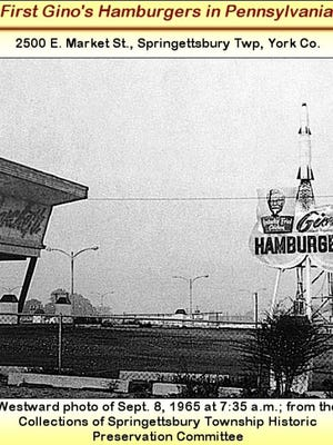 Mention Gino's in Springettsbury Township, and people have all kinds of memories to share.
