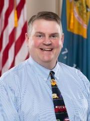 Sen. Colin Bonini, R-Dover South