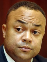 Hinds County District Attorney Robert Shuler Smith