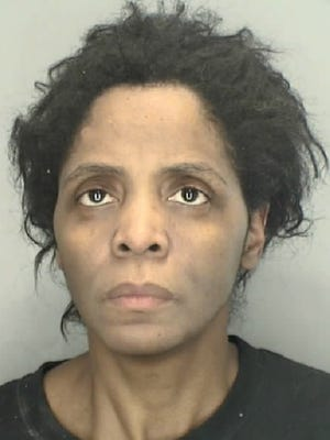 Vera Smith is charged in the stabbing of her boyfriend.