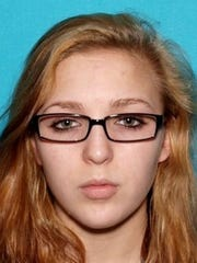 Authorities found Elizabeth Thomas, 15, safe in California on Thursday, April 20, 2017. Elizabeth, of Columbia, Tenn., was reported missing March 13, 2017.