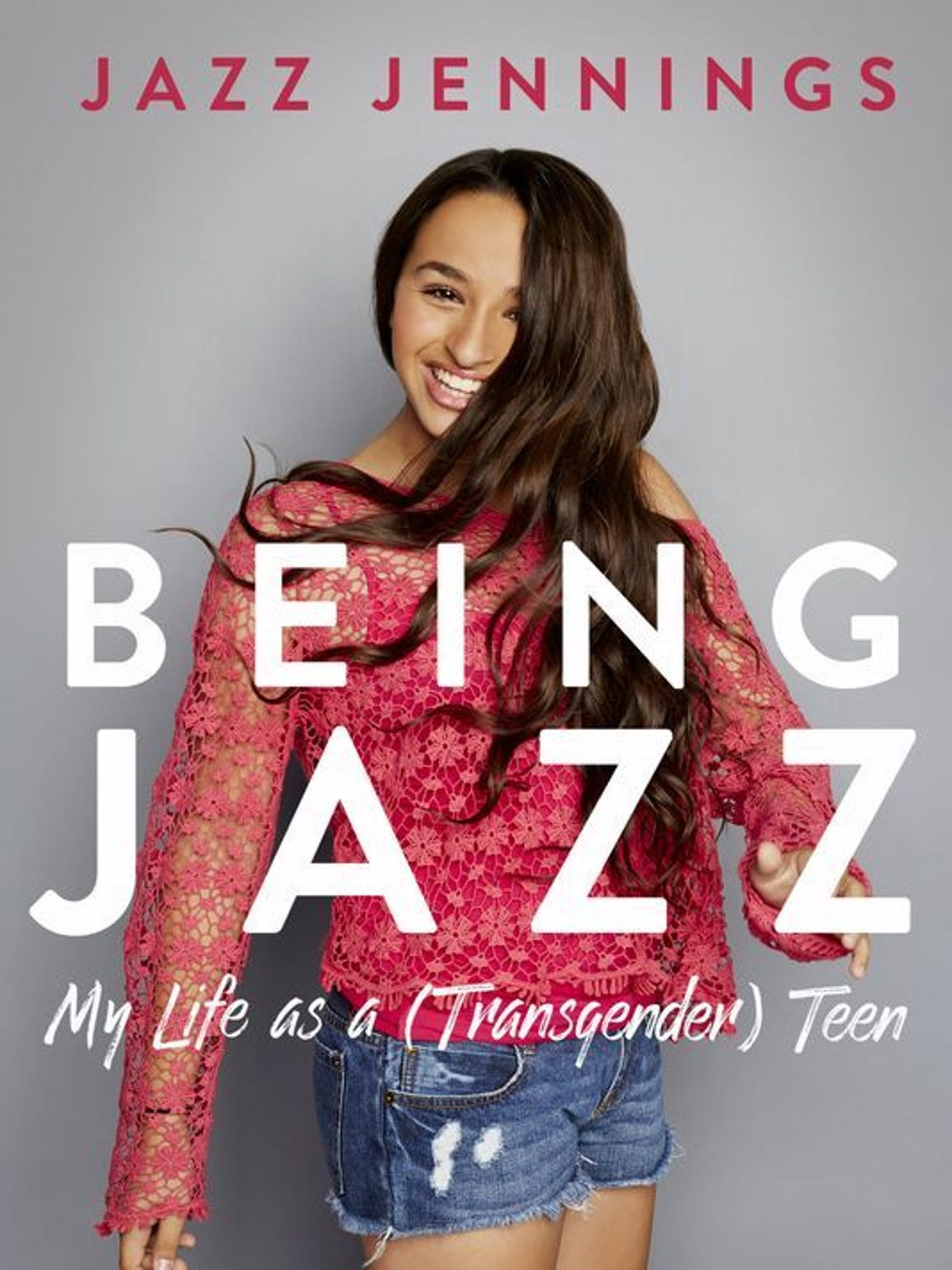 Jazz Jennings' memoir hit shelves last year.