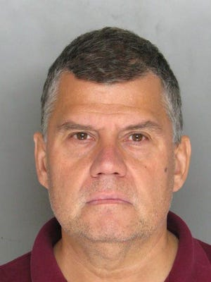 Howard Cofflin Jr., 57, was given a sentence that would keep him in prison until he was at least 93 years old on charges of terrorism. he is believed to be the first person convicted on terrorism charges in the state.