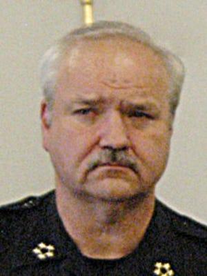 Dickson Police Chief Rick Chandler