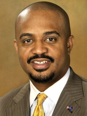 Sen. Bert Johnson, D-Highland Park, wants to delay his corruption trial. The government objects. A hearing will be held Monday, May 22, 2017 to decide the issue.