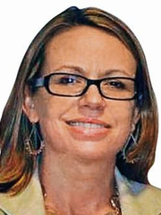 Save Our Indian River Lagoon Citizen Oversight Committee member Courtney Barker said she is concerned about members of the public spreading misinformation on social media.
