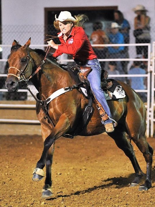 Dickson Stampede Days Rodeo This Weekend