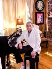 Jerry Lee Lewis will be playing at his Cafe & Honky Tonk.