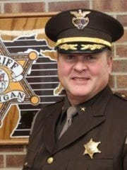 Eaton County Sheriff Tom Reich