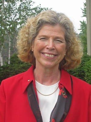 CCC President Katherine Douglas