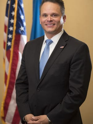 Insurance Commissioner Trinidad Navarro