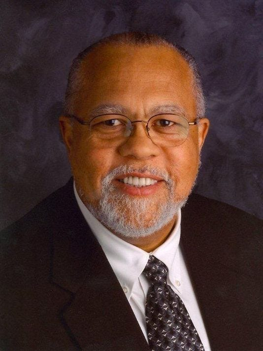 Robert Richardson Sr. NAACP