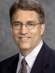 MTSU Provost Mark Byrnes