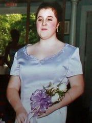 Murder victim Jennifer Parks before her death on July