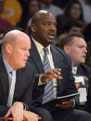 Chuck Person is an Auburn assistant coach.