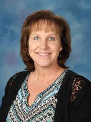 Susan Smith, an office manager at Vista Elementary