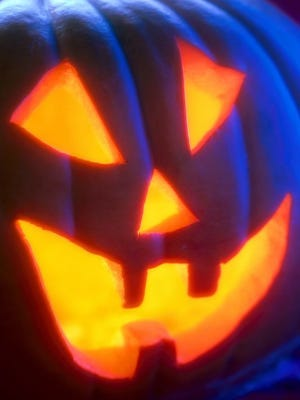 Jack o'lantern.
