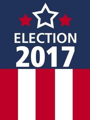 Spring 2017 election logo