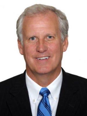 Former University of Evansville men's basketball coach Jim Crews