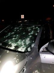 Sladjan Petkovic was critically injured during a gunfight