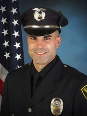 """Former Summit police detective Matthew L. Tarentino was killed in a car accident in May. The New Jersey Attorney General's Office created the """"Detective Matthew L. Tarentino Community Policing Grant Program."""" The Burlington City Police Department was awarded a $10,000 grant from the program in August."""